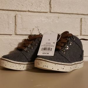 Boys Cat & Jack Sneakers Gray